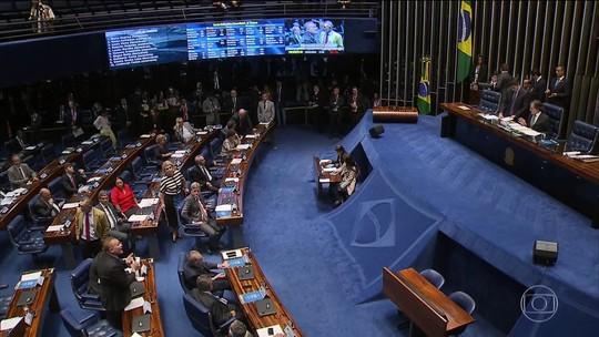 Senado aprova intervenção federal na segurança pública do Rio