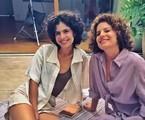 Julia Anquier e Débora Bloch em série do canal Hysteria | Divulgação