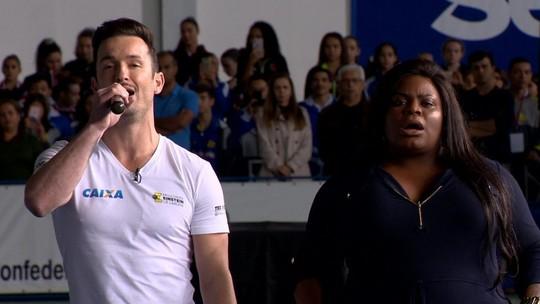 Diego Hypolito se lança como cantor e prepara clipe de seu primeiro single