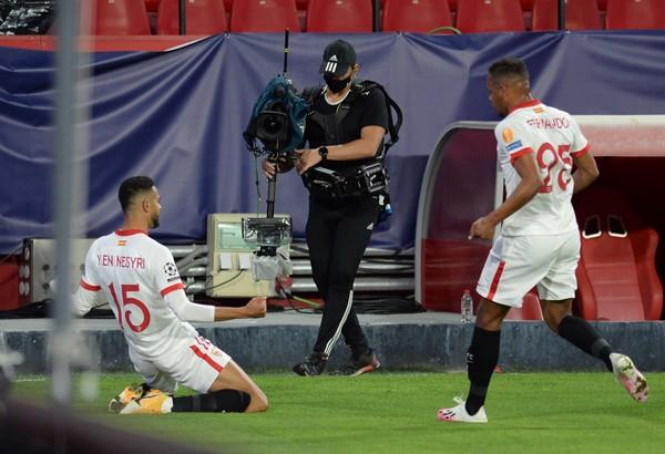 Sevilla 3x2 Kranodar champions league 2020 liga dos campeões