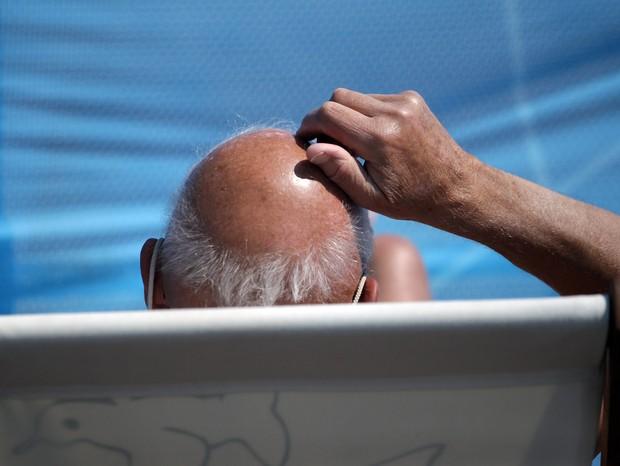 Homem careca (Foto: Getty Images)