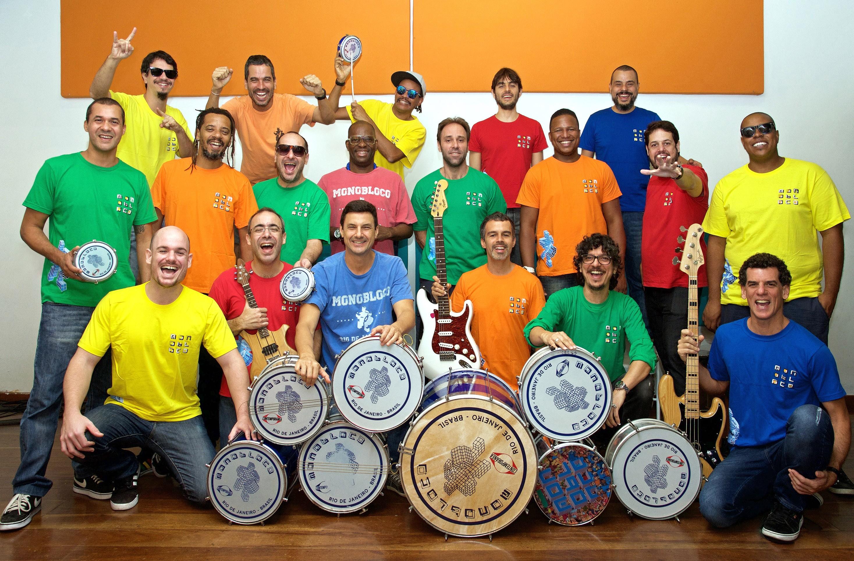 Monobloco e grupo Samba Solto tocam neste fim de semana em Quissamã no Sesc Verão 2020