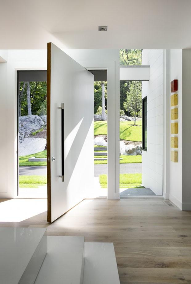 9 portas de entrada que são as estrelas da decoração