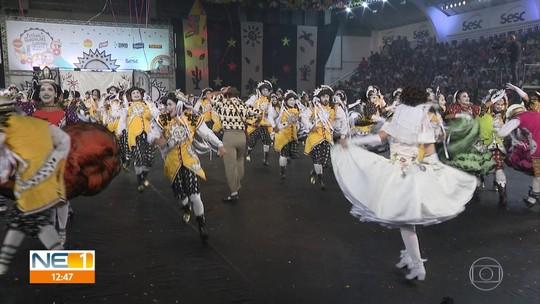 Dona Matuta vence final estadual do Festival de Quadrilhas Juninas da Globo em 2019