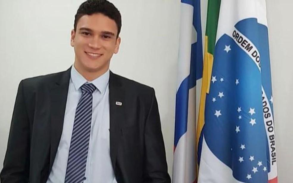 Advogado José Geraldo Lucas Júnior é suspeito de matar barbeiro em Salvador e teve prisão temporária decretada — Foto: Reprodução/Redes Sociais