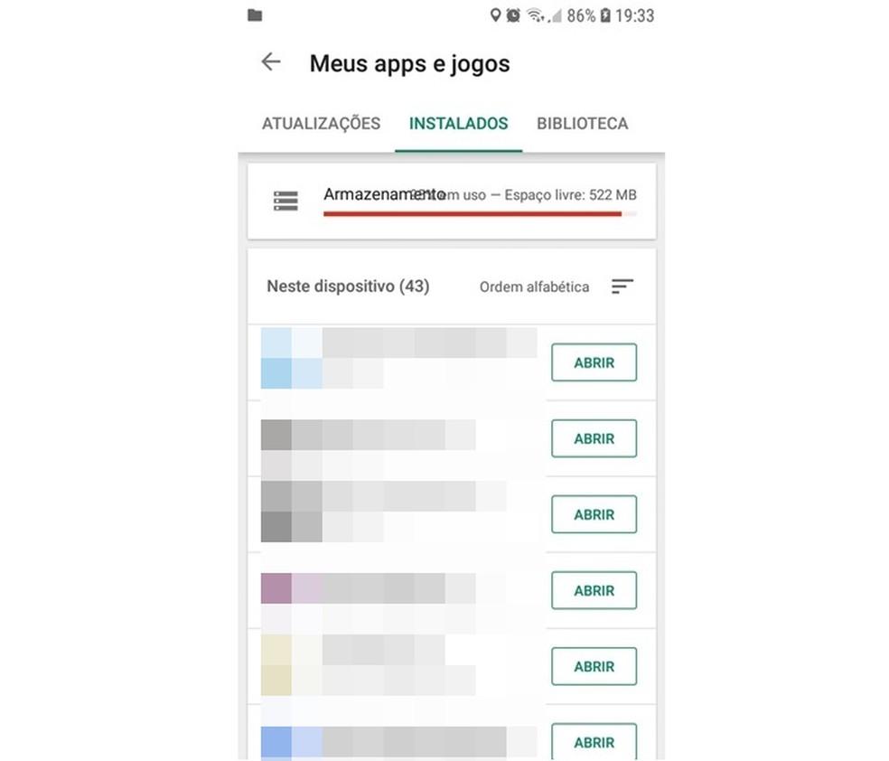 baixar app google play store para android