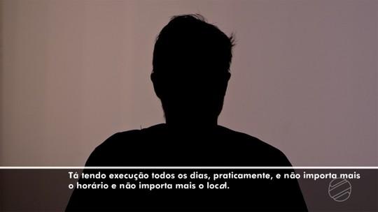 Fronteira Brasil - Paraguai, tem cerca de 150 execuções em 2019