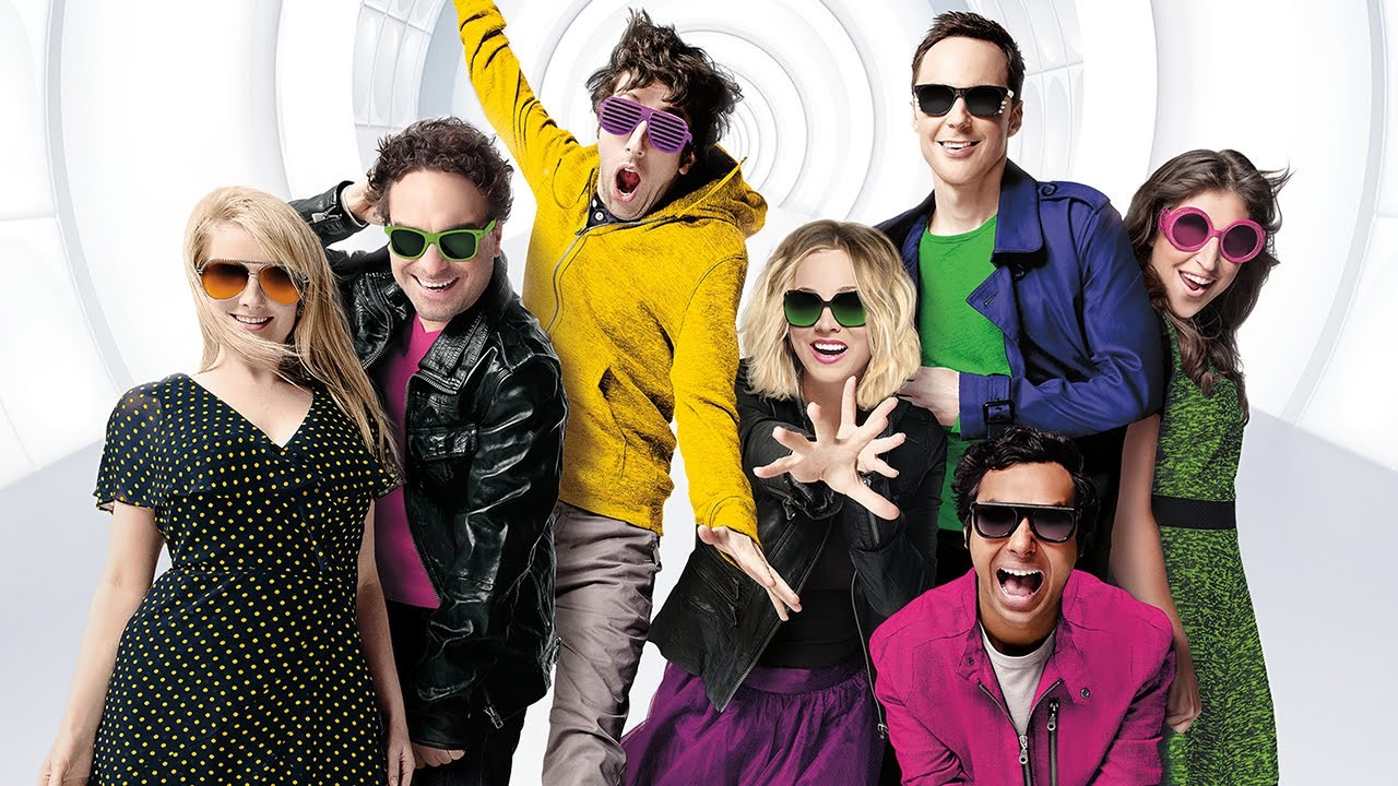 Elenco principal de The Big Bang Theory (Foto: divulgação)