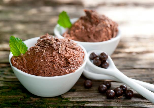 Creme de chocolate ao vinho (Foto: Divulgação)