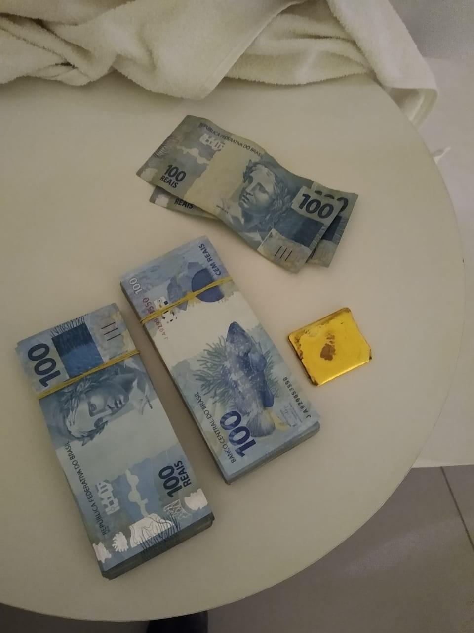 PM prende empresário com barra de ouro, R$ 18 mil e arma em hotel de Boa Vista - Notícias - Plantão Diário