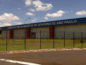 Furp em Américo Brasiliense não poderia sintetizar as cápsulas (Foto: Ely Venâncio/EPTV)
