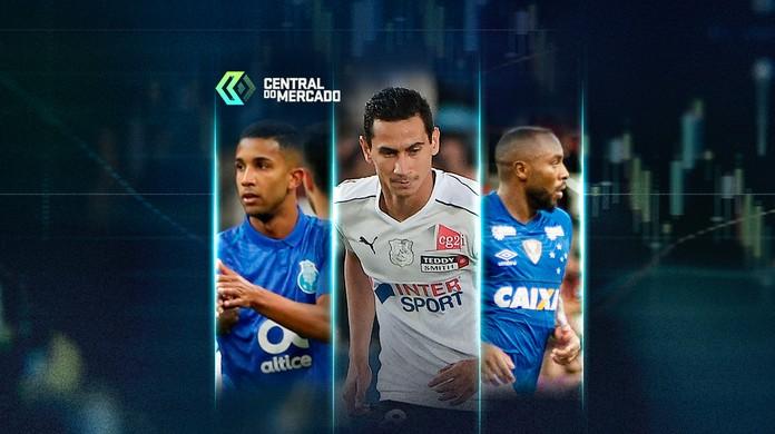Central do Mercado  Flu negocia com Ganso cfbda42ad3ca8