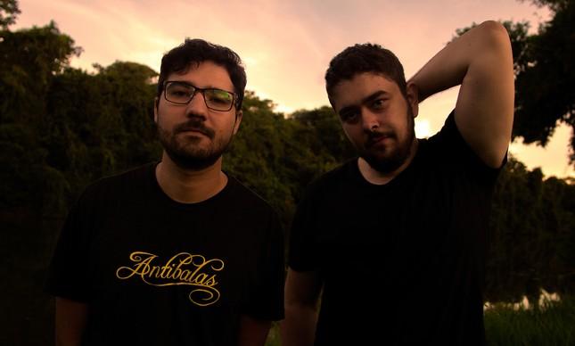 Pedro Falcão e Luis Calil em Manaus