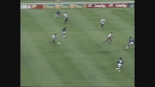 Você se lembra? Cruzeiro vence Corinthians e quebra jejum pela Copa João Havelange, em 2000