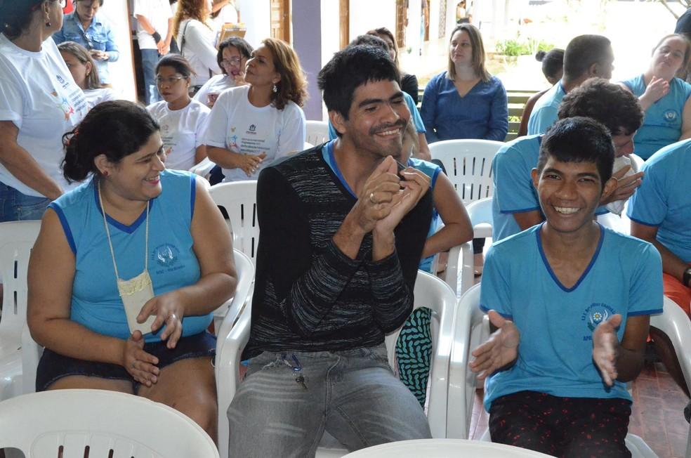 Programação inclui debates e palestras sobre a inclusão de pessoas deificientes (Foto: Divulgação/Apae-AC)