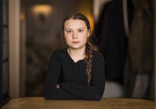 Greta Thunberg (Foto: Getty Images)