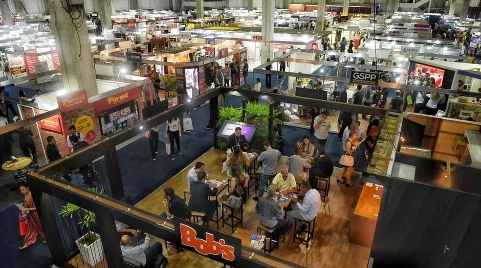 Durante a Expo Franchising ABF Rio, as franquias mostram seus investimentos no digital (Foto: Divulgação)
