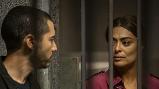 Sem arrependimento, Maria assume crime e é presa