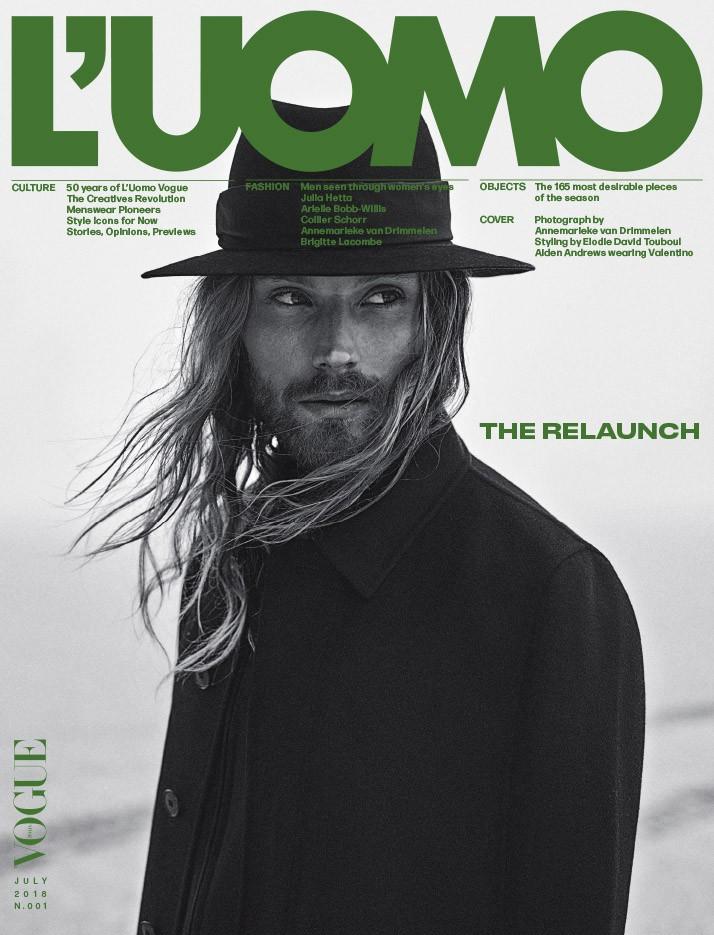 L'Uomo Vogue (Foto: Divulgação)