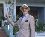 Marcos Caruso grava 'Pega pega' | Maurício Fidalgo