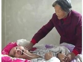 Mãe vê filho acordar de coma após 12 anos de cuidados diários (Reprodução)