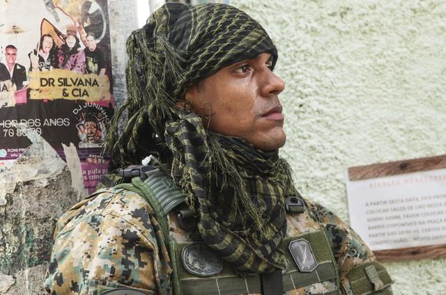 Marcello Melo Jr. em 'Arcanjo renegado' (Foto: Divulgação/TV Globo)