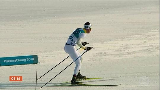 Brasileiros sofrem lesão e deixam disputa dos Jogos de Inverno da Coreia do Sul