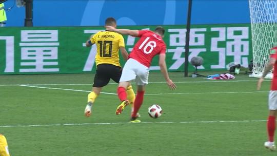 Decisivo na Bélgica, Hazard diz que daria prêmio de melhor da Copa para ele mesmo