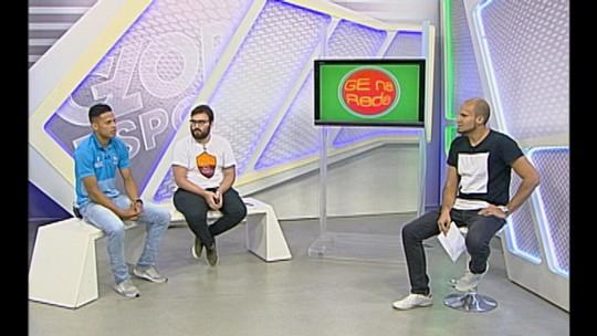 GE na Rede recebe lateral Matheus Silva e analisa jogos dos paraenses no Brasileiro