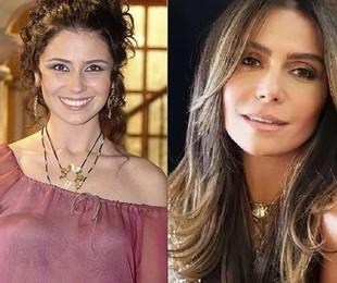 'O clone' substituirá 'Ti-ti-ti' no Vale a Pena Ver de Novo. Giovanna Antonelli viveu a protagonista da história, Jade, uma muçulmana que se apaixonava por Lucas (Murilo Benício) | Reprodução