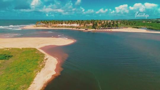 Ponta de Inhambupe, o endereço da felicidade no paraíso chamado Baixio