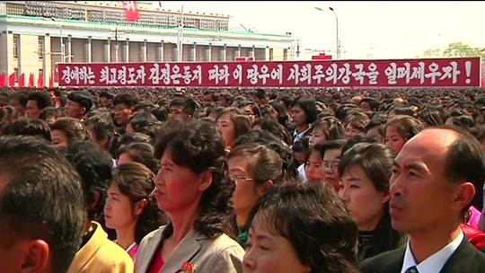 Kim Jong-un supervisiona novo teste com armamento militar na Coreia do Norte