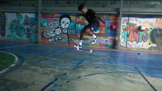 Santo Amaro, no Catete, tem skate, jiu-jitsu e muito mais