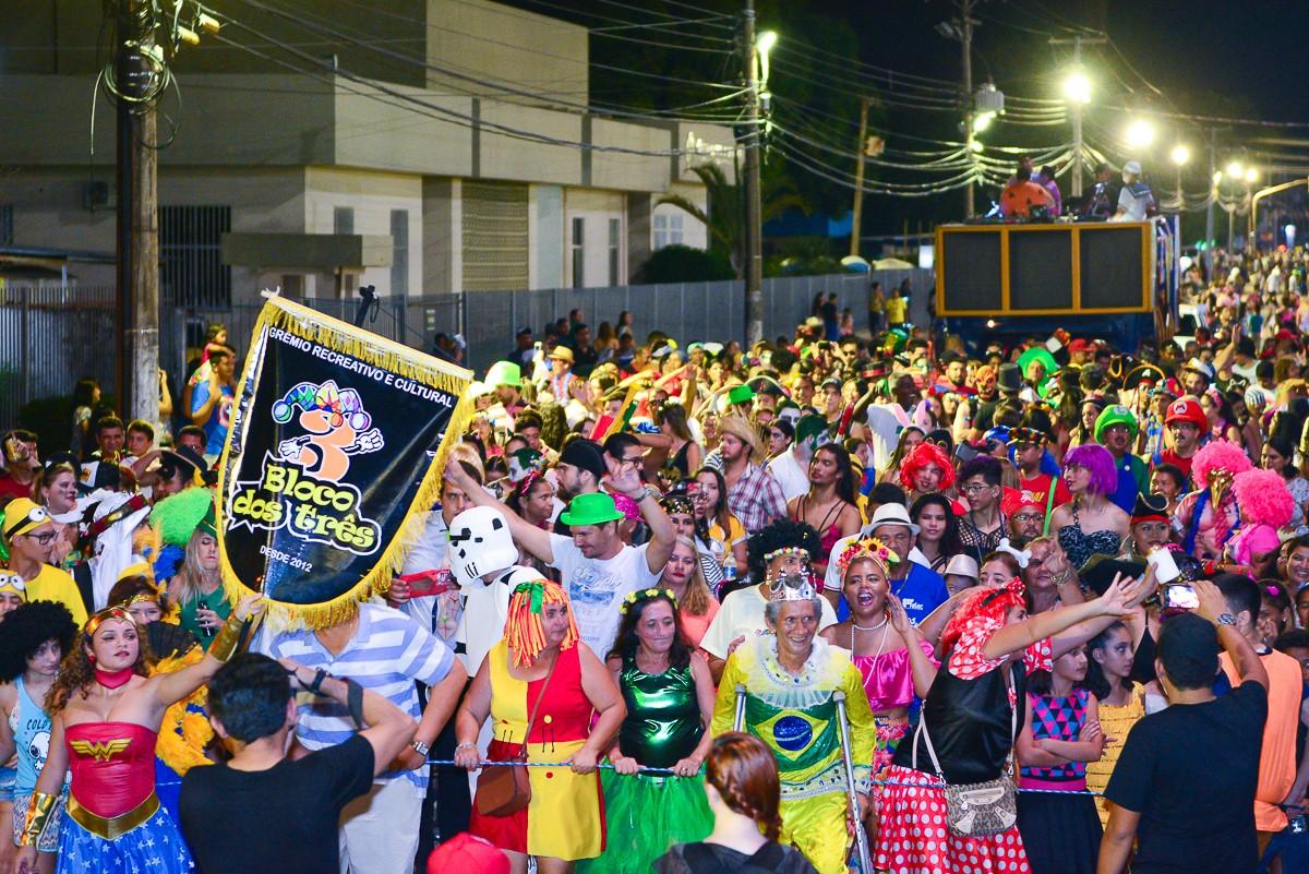 Abertas inscrições para seleção de blocos de carnaval em Boa Vista