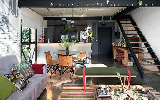 Conheça as características do estilo industrial e saiba como aplicá-lo na sua casa