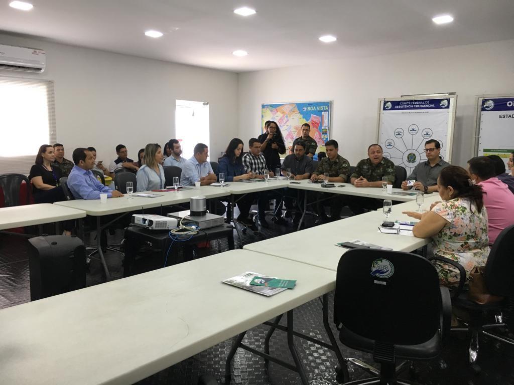 Interiorização leva 15 mil venezuelanos de RR a outros estados em 1 ano e 3 meses - Notícias - Plantão Diário