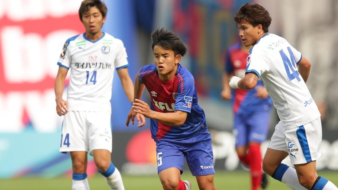11d9cdce65 Análise da temporada 2017 da J2 | Futebol no Japão | Globoesporte