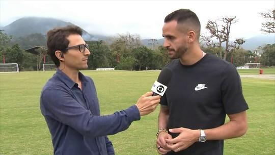 Renato Augusto defende Diego e prevê apoio na Seleção após pênalti perdido