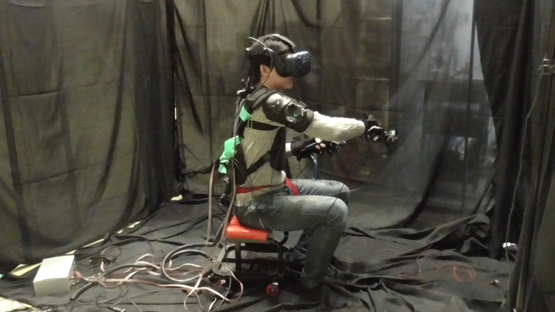 Robô acoplados em humanos são desenvolvidos pela GITAI (Foto: Divulgação: GITAI)