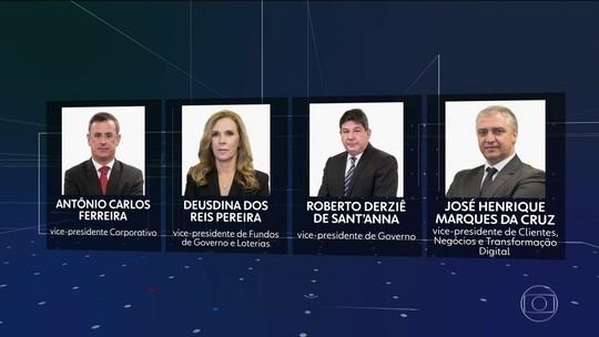 Após recomendação do BC, Temer afasta 4 vice-presidentes da Caixa