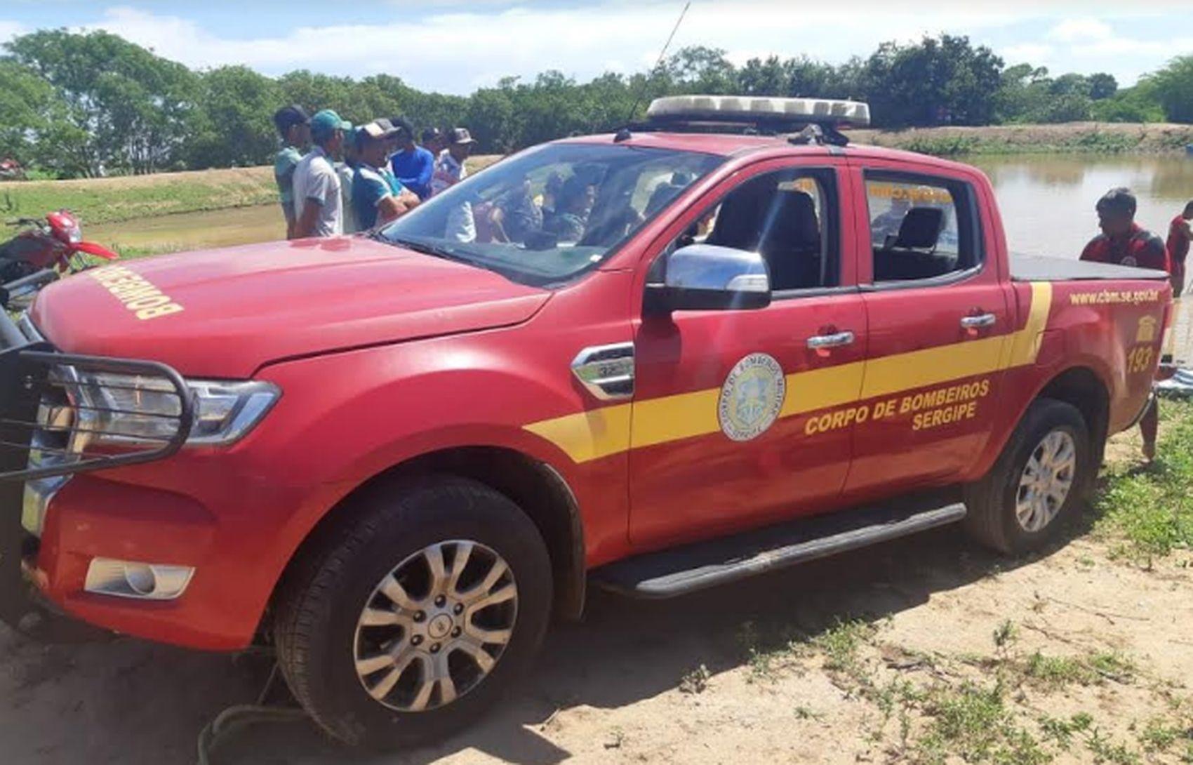 Corpo de jovem é encontrado em lagoa no município de Porto da Folha