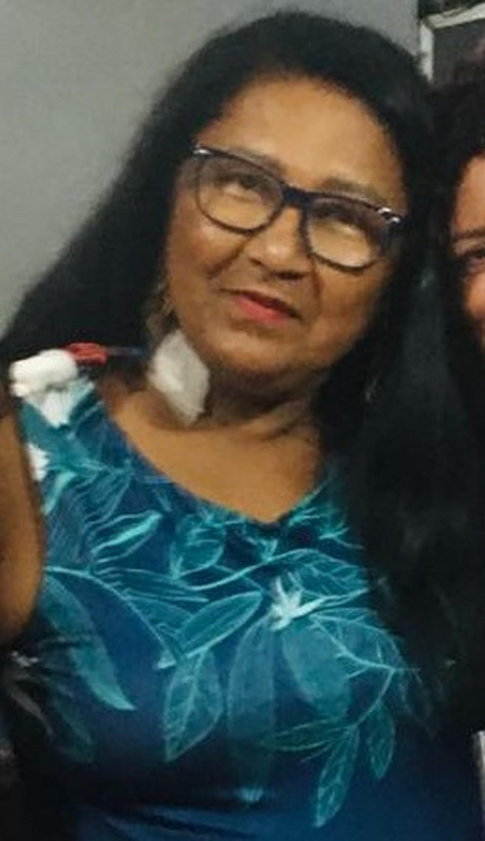 Vera Inácia, de 62 anos, morreu com Covid-19 no último fim de semana em MT — Foto: Arquivo pessoal