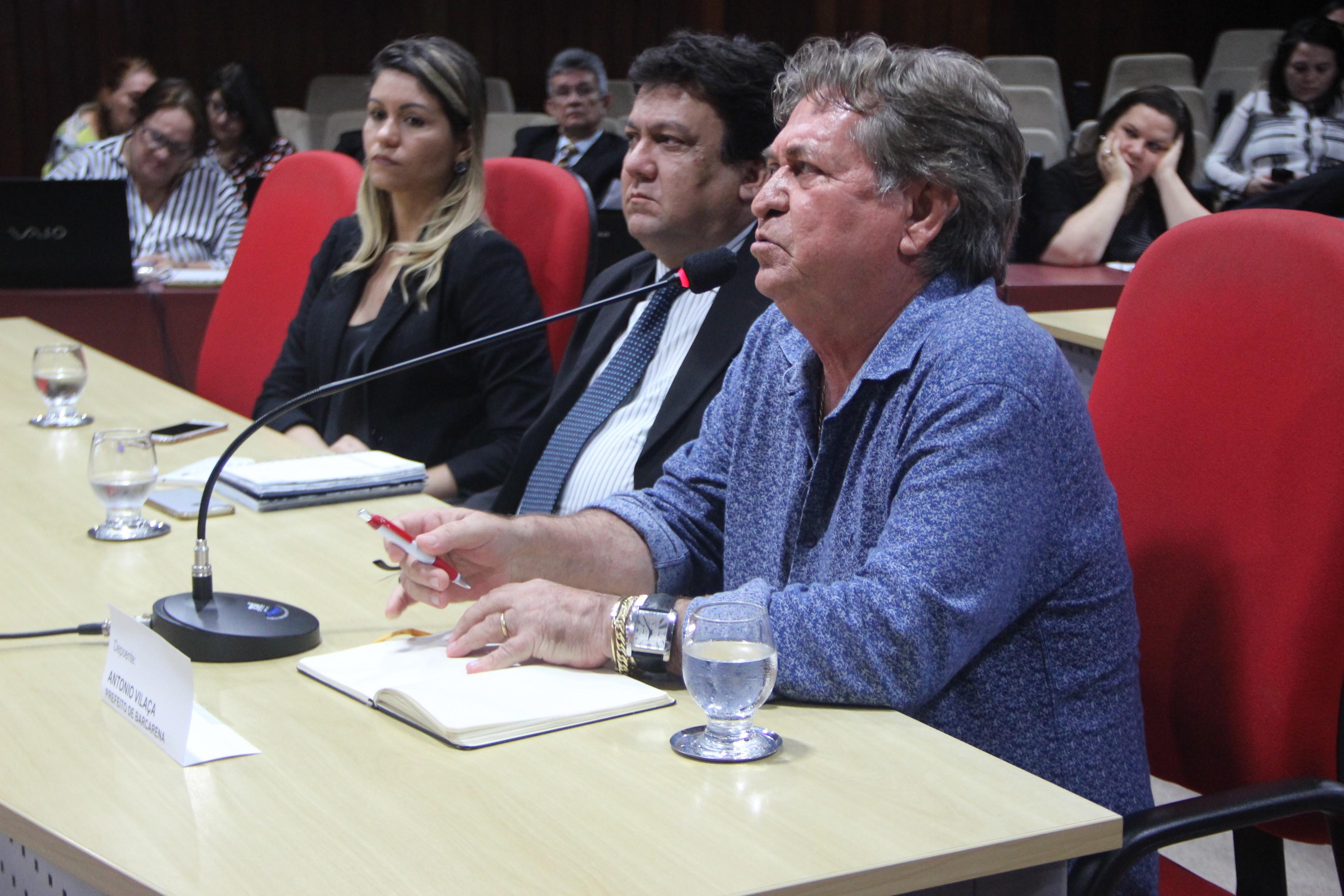 Em depoimento à CPI, prefeito de Barcarena nega que houve transbordo em barragem da Hydro