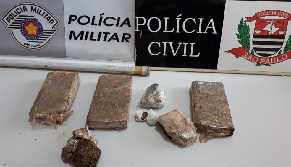 Operação Ratoeira foi deflagrada em Presidente Epitácio — Foto: Polícia Civil/Cedida