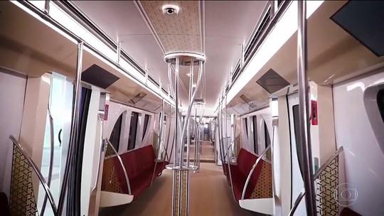 Catar inaugura metrô e promete viabilizar ida de torcedores a pelo menos dois jogos por dia na Copa