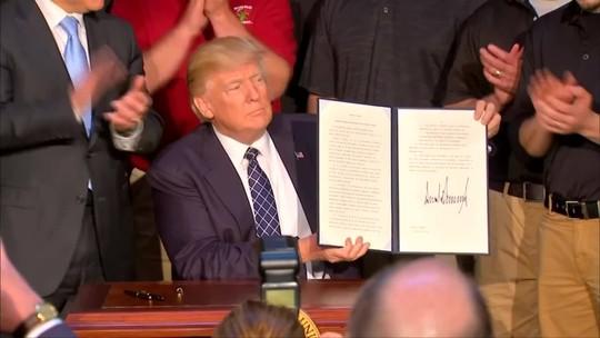 Sem Fronteiras: os dois anos do governo Trump