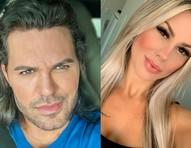 Eduardo Costa e Mariana Polastreli estariam se relacionando