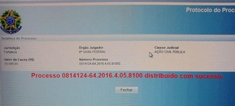 Ministério Público Federal no Ceará pediu a suspensão do Enem na quarta-feira (2) (Foto: Reprodução)