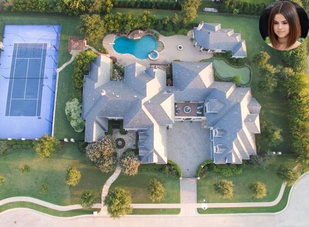 A mansão fica localizada na cidade de Forth Worth, no Texas (Foto: Christie's International Real Estate/ Reprodução)