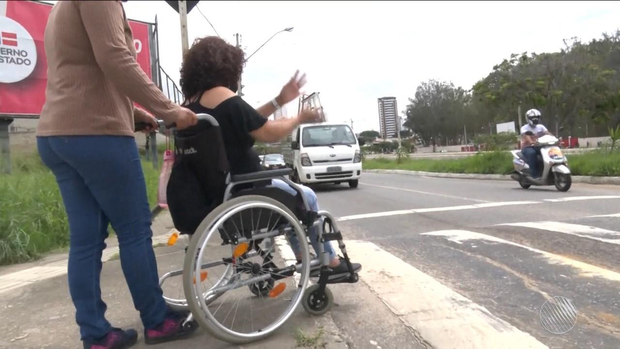 Melhoria da acessibilidade em Conquista é tema de reportagem especial para eleições 2020